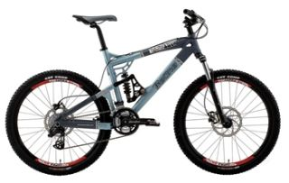 BeOne Moko 2.0 Full Suspension Bike 2007