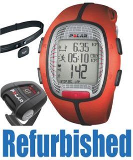 Polar RS300X G1 Heart Rate Monitor & GPS