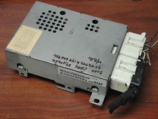 2000 Chrysler Grand Voyager BCM Body Control Module 4686492AF