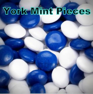 York Mint Pieces Chocolate Candy Bulk Vending New 10 Lb
