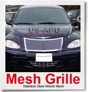 00 05 Chrysler PT Cruiser Stainless Mesh Grille Insert