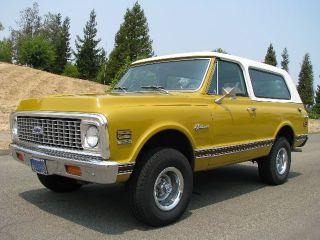 Stereo Radio 1969 69 Chevrolet Chevy K5 Blazer & Suburban USA 630, 240