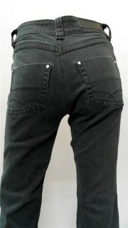 Christopher Blue Misses 2 Stretch Color Denim Boot Cut Jeans Navy