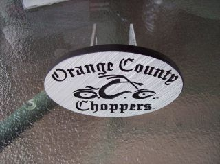 ORANGE COUNTY CHOPPERS HITCH COVER