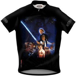 Primal Star Wars   Return Of The Jedi Jersey