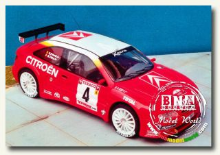 Kit 1 24 Citroen Xsara Thiry Ypres Citroen 2000 R CTR2410