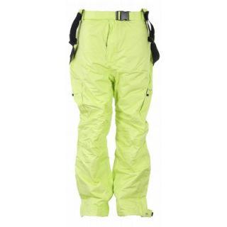 Trespass Seige Plus Ski Pants Citronelle Sz s Mens