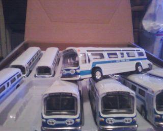 87 scale diecast Shing fat huiyang bus MTA New York transit