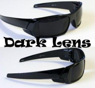 Men Dark Lens Gangster Black OG Sunglasses Locs Biker