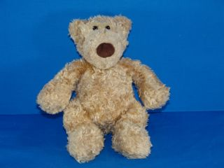 Gund Pottery Barn Kids Plush Brown Bear Clancy Pbk Toy