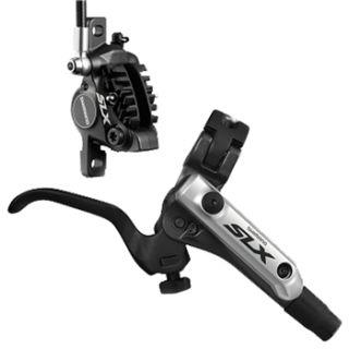 see colours sizes shimano slx m675 disc brake 123 91 rrp $ 153