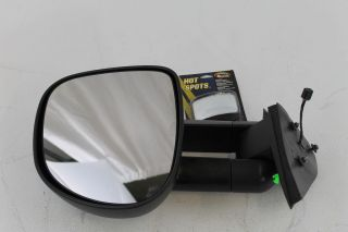 CIPA 70610 Extendable Replacement Electric Heated Towing Mirror