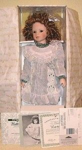 Katrina Ashton Drake Porcelain Doll Beautiful Cute Curls Truly