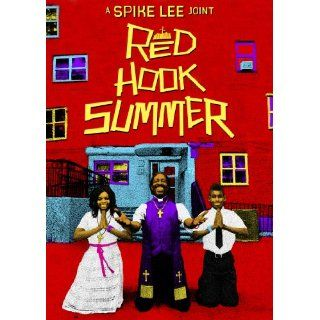 Red Hook Summer DVD Spike Lee Clarke Peters Nate Parker