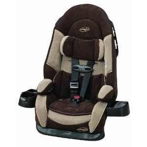 Evenflo Chase Dlx Baby Child Toddler Booster Car Seat