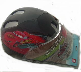 Disney Cars Childrens Bike Helmet Small 48 52cm