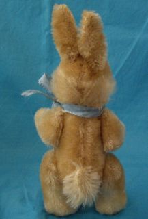 Tiny 1950s Steiff Nicki Jointed Rabbit Bunny RARE