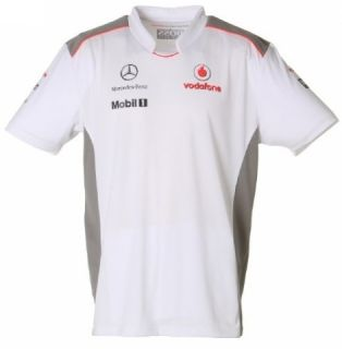 Vodafone McLaren Mercedes F1 T Shirt McLaren Tshirt with Hugo Boss