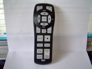 Dodge Chrysler Jeep DVD Remote VES