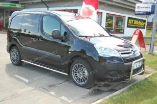 2008 Citroen Berlingo Peugeot Partner Side Bars Steps Tubes s s