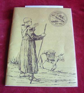 CHULA VISTA CALIFORNIA 1911 1961 SAN DIEGO 50 YEAR ANNIVERSARY PICTURE