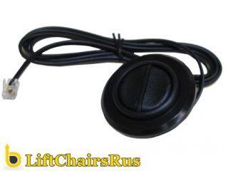 NEW Berkline CIAR Round Power Recliner Hand Control Chair Switch