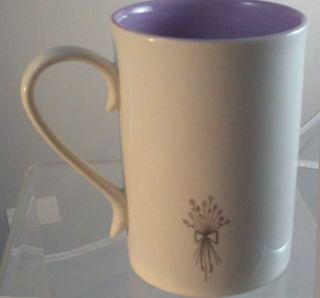 Claire Stoner Best Friends Lilac Pastel Mug New Most Sincerely Demdaco