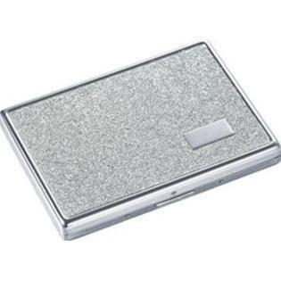 Visol VCM 153 Savannah Silver Glitter Cigarette Case