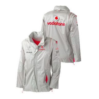 McLaren Mercedes Benz F1 Windbreaker Jacket Jenson Button Lewis