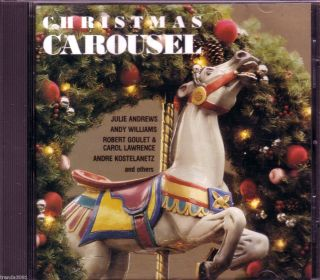 Christmas Carousel CD Classic 60s Country Greatest Hits Andy Williams