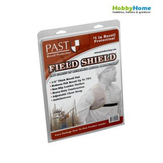 Field Shield Recoil Shoulder Pad Hunting Clay Pigeon Shooting