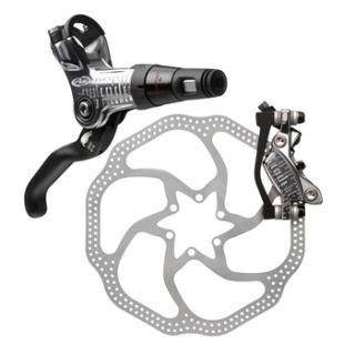 Avid Code Disc Brake   Silver 2012