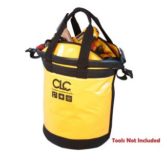 CLC 1213 20 Pocket Marine Climate Gear Bucket Tool Bag