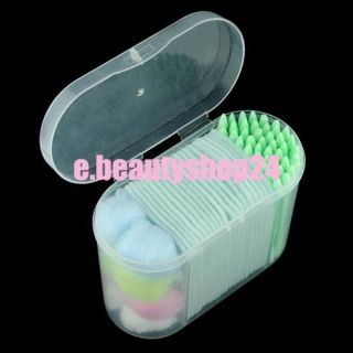 Nail Cleaner Polish Remover Removal Cotton Pads Paper