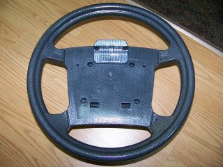 Club Car Golf Car Cart Custom Steering Wheel Carbon Fiber