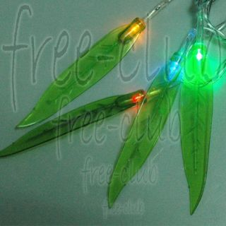 Home Decoration Ornament Cherry Blossom for LED String Light