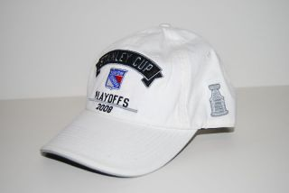 Old Time Hockey NY Rangers Stanley Cup Playoffs 08 Hat