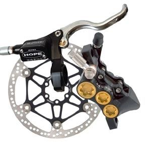 Hope Mono 6 Pot Rear Disc Brake