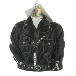 Christopher Radko RARE Harleys Leather Jacket Biker Motorcycle