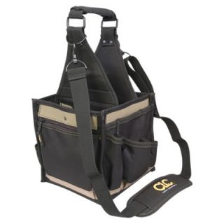 CLC 23 Pocket Electrical & Maintenance Tool Bag & Strap