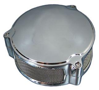 Chrome Air Cleaner Cover CV Carburetor Air Cleaner Harley Breather