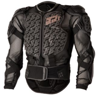 speed stuff warrior pro dh jacket 2009 features forearm elbow