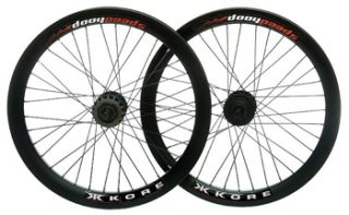 Kore Speed Hoop BMX Wheelset