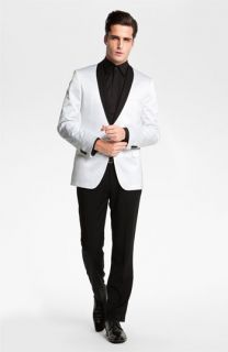BOSS Black Dinner Jacket, Tuxedo Shirt & Trousers
