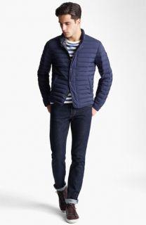 rag & bone Quilted Jacket, T Shirt & Slim Fit Jeans
