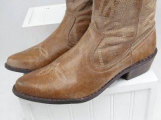 NEW MATISSE COCONUTS LYNN WESTERN COWBOY BOOTS WOMENS SZ 8 M