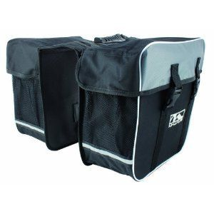 Bicycle Pannier Saddle Bag Bike Cycle Rack Storage Clothes Ride