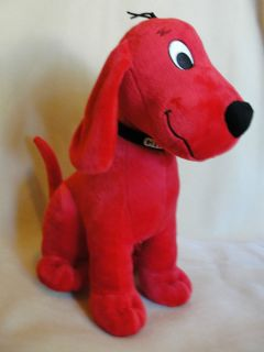 Clifford the Big Red Dog Stuffed Plush by Kohls Cares 13 2011
