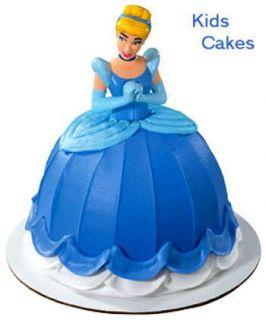 CINDERELLA PETITE Disney Princess Cake Kit Topper Mini Set Decoration
