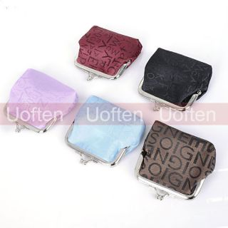 1x Fashion Ladies Women Girl Leather Coin Purses Wallet